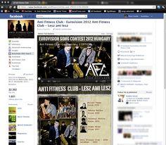 AFC ESC Facebook app live