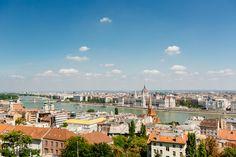 View over Budapest © VIENNA SIGHTSEEING TOURS / Bernhard Luck