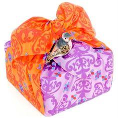 Reusable Cloth Gift Wrap