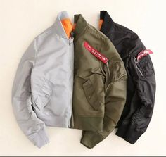 Double-sided wear spring autumn 2017BF European and American style American pilots jacket baseball clothing women loose lovers coat