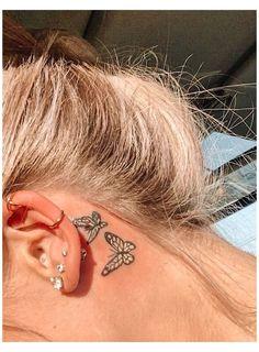 Dope Tattoos, Dainty Tattoos, Pretty Tattoos, Body Art Tattoos, Tribal Tattoos, Hand Tattoos, Ribbon Tattoos, White Tattoos, Triangle Tattoos
