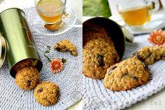 Azi va propun niste biscuiti cu fulgi de ovaz deliciosi ,potriviti pentru micul dejun …