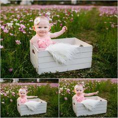 flower field Okinawa Baby Photographer