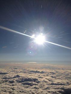 Beyond the clouds by rikmoran, via Flickr