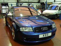 Audi C5 RS6 Saloon