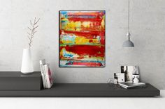 Buy Abstract Colorfield-A Sunny Day, Mixed Media painting by Nestor Toro on Artfinder. Discover thousands of other original paintings, prints, sculptures and photography from independent artists.