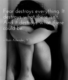 Fear ebook kindle quote Rain Arlender Y http://www.amazon.com/Y-Rain-Arlender-ebook/dp/B00LPMOOP4