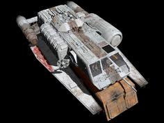Nave Star Wars, Star Wars Rpg, Star Wars Ships, Star Trek, Maquette Star Wars, Star Wars Spaceships, Starship Concept, Star Wars Vehicles, Galactic Republic