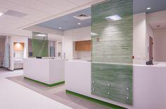 Plastic Laminate Casework - Healthcare - Spyker Manufacturing Medical Design, Healthcare Design, Healthcare Architecture, Nurses Station, Hospital Room, Interior Inspiration, Health Care, Design Concepts, Design Ideas