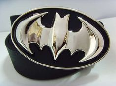 New Fashion Western Cool 3D Superhero Batman Mens Leather Metal Belt Buckle Gift | eBay