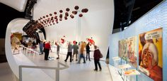 interactive museum exhibit design - Google Search