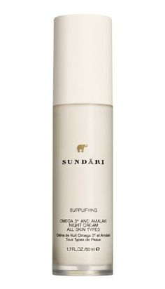 Sundari Omega 3 and Amalaki Night Cream, 1.7 Ounce Sundari - I've heard amazing things about this night cream/lotion
