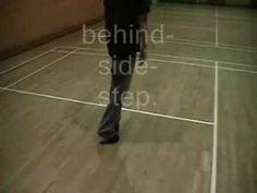 Linedance basic steps ~ Sailor steps.
