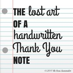 It seems to me that hand writing notes and letters these days is so rare!  I'm talking about the art of the handwritten note and there's even a free printable in it for you!