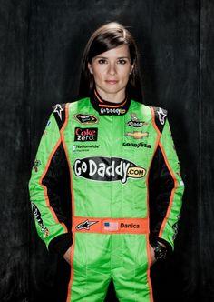 Danica Patrick FINISHED TODAY ON 32 PLACE ON SPRING NASCAR 2014 :)