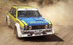 DiRT Rally Gameplay PC