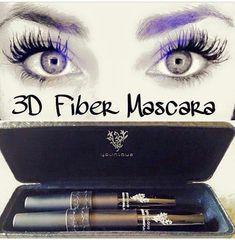 No need for falsies !!! 3D Fiber Lash Mascara is AMAZING !!! www.youniqurstacy.com