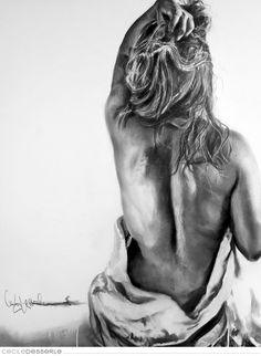 Discover recipes, home ideas, style inspiration and other ideas to try. Pencil Art Drawings, Art Sketches, Figure Painting, Painting & Drawing, Posca Art, Art Sketchbook, Erotic Art, Figurative Art, Dark Art