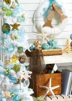 coastal Christmas Ideas