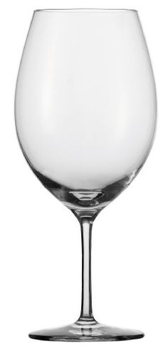 Schott Zwiesel Tritan Crystal Glass Cru Classic Stemware Collection Bordeaux Red Wine Glass, 27.9-Ounce, Set of 6