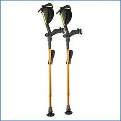 Ergobaum® Generation Prime by Ergoactives. 1 Pair Units) of Ergonomic Forearm Crutches - Adult - Adjustable (Green) Crutches, Health And Beauty, Outdoor Power Equipment, The Unit, Ebay, Upper Body, Color Red, Cosmic, Spoon