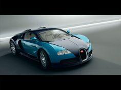 Bugatti, love the color combo.