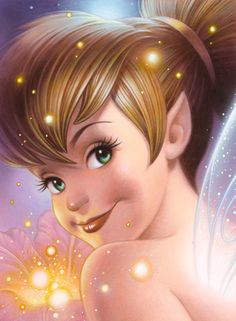 Smile: Pixie - by Tsuneo Sandagiclee on canvas