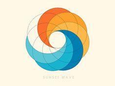 Le cercle comme base du design pour les logos et icônes | BlogDuWebdesign