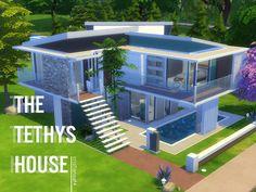 57 Doin Ideas Sims House Sims 4 Houses Sims Building