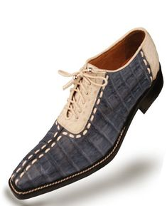 Crocodile shoes for men - Treffen Sie Mode Suit Shoes, Mens Shoes Boots, Leather Dress Shoes, Shoe Boots, Blue Blazer Men, Estilo Cool, Gentleman Shoes, Herren Style, Exclusive Shoes
