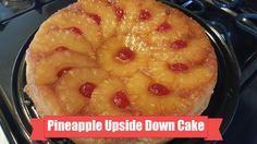 Literally so moist and sooooooo good! The best pineapple upside down cake!!!!