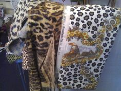 Fabrics for even more pillows!