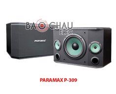 Loa Paramax P-309 sử dụng nghe nhạc và hát karaoke gia đình. Liên hệ với Bảo Châu audio để sở hữu cặp Loa Paramax P-309 với giá tốt nhất thị trường