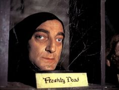 "Marty Feldman in ""Frankenstein Junior"""