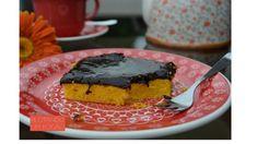 Como fazer cobertura de chocolate crocante para bolos - Pilotando um Fogão