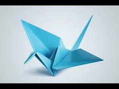 Manualidad: Grulla en Origami - Hogar Tv  por Juan Gonzalo Angel