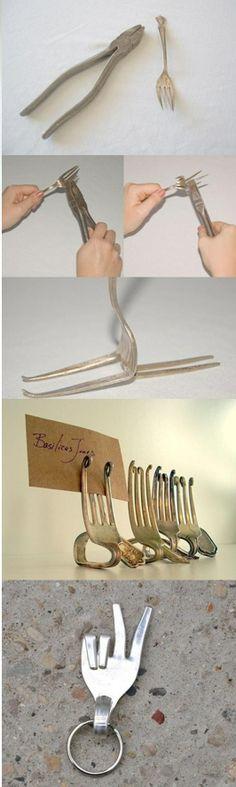 Recykle forks