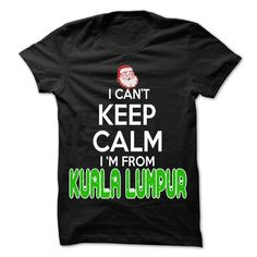 Keep Calm Kuala Lumpur... Christmas Time - 99 Cool City - #tshirt painting #hoodie casual. CHEAP PRICE => https://www.sunfrog.com/LifeStyle/Keep-Calm-Kuala-Lumpur-Christmas-Time--99-Cool-City-Shirt-.html?68278
