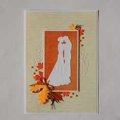 Fall Cards, I Card, Wedding Cards, Painting, Free, Wedding Ecards, Autumn Cards, Painting Art, Paintings
