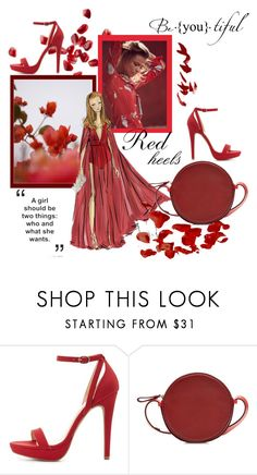"""""""2017.03.11"""" by coconuts-perfomance ❤ liked on Polyvore featuring Magdalena Frackowiak, GUINEVERE, Wild Diva and Diane Von Furstenberg"""