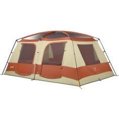 Eureka Copper Canyon 5 Tent + Screen Room - 5 Person $400  sc 1 st  Pinterest & Eureka Equinox 6 Tent with 1 Room | Camping/hiking | Pinterest ...