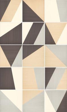 Ceramica Bardelli Tangram Tangram 2 , Bathroom, Kitchen, Living room, Porcelain stoneware, wall & floor, Matte, Non-rectified