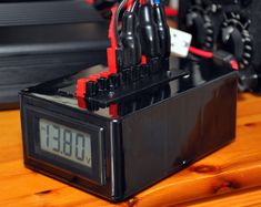 M0MTJ DC Distribution Box with crowbar protection circuit