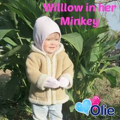 Fan Photo Friday! @MommyRunsIt #olie #minkey #fanphoto #Friday #child #cute #fanlove