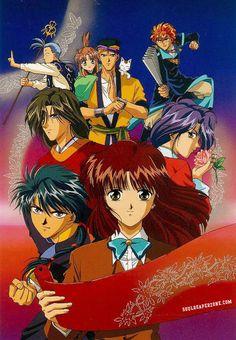 Download Fushigi Yuugi OVA 1 DVD Dual Audio | 480p 100MB MKV #FushigiYuugiOVA1 #Soulreaperzone #Anime