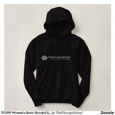 TCSPP Women's Basic Hooded Sweatshirt