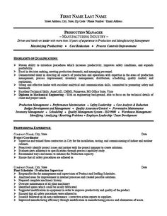 Project Management Resume Examples Pin On Resume Sample Template And Format  Pinterest  Construction .