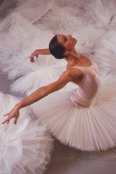Ballerina Ulyana Lopatkina