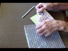 Useful tips from Nancy Taylor for sending bulky cards through the postal service. Card Making Tips, Card Making Tutorials, Card Making Techniques, Making Greeting Cards, Greeting Cards Handmade, Card Envelopes, Copics, Creative Cards, Homemade Cards