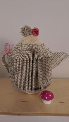 teapot tutorial by onceuponafoldx on Etsy